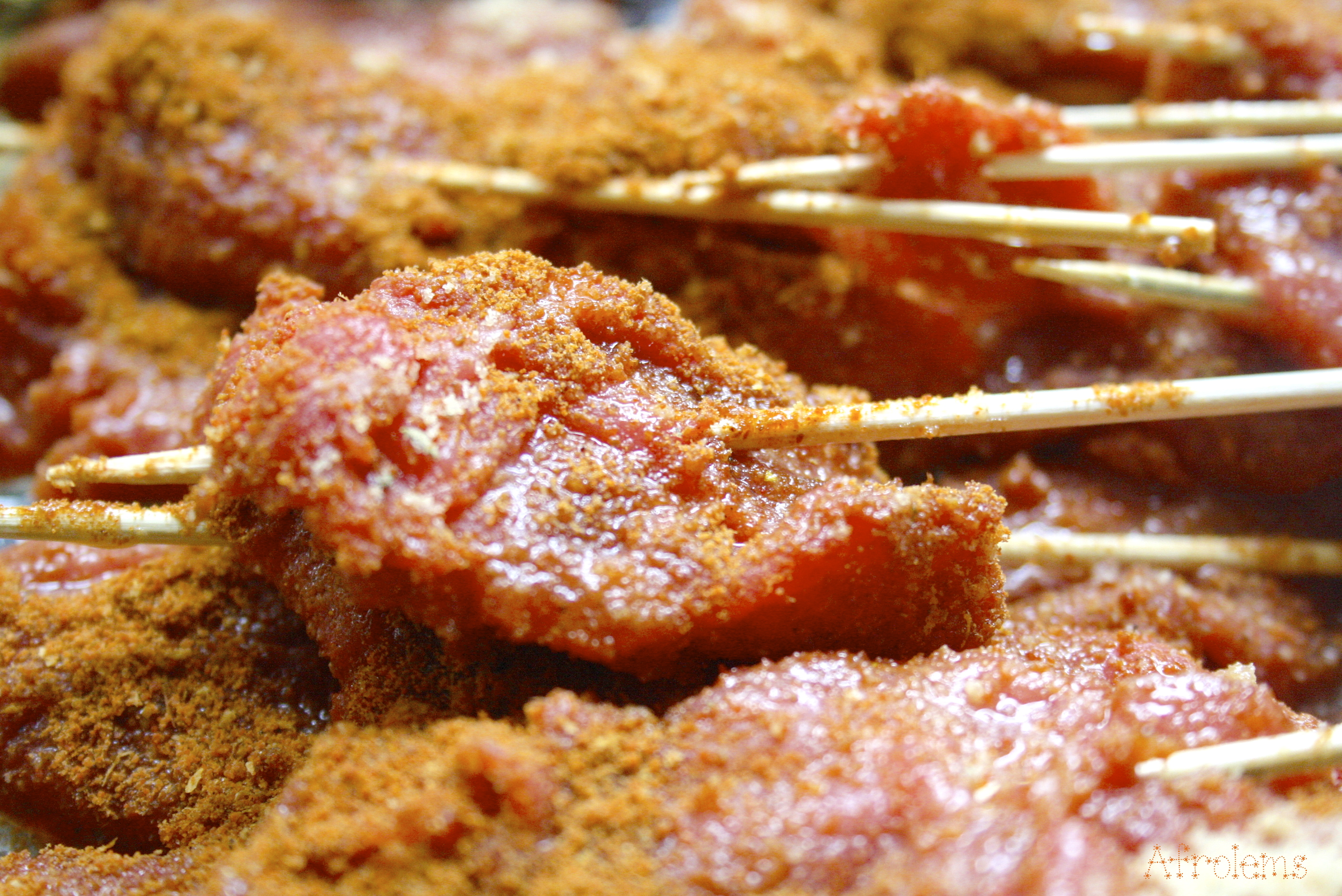 Nigerian Beef Suya Afrolems Nigerian Food Recipes African Recipes