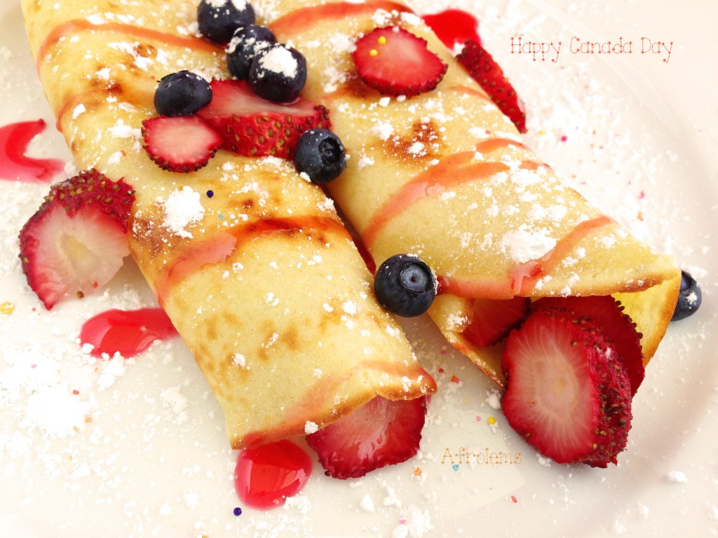 Dessert Crepes Recipe How To Make