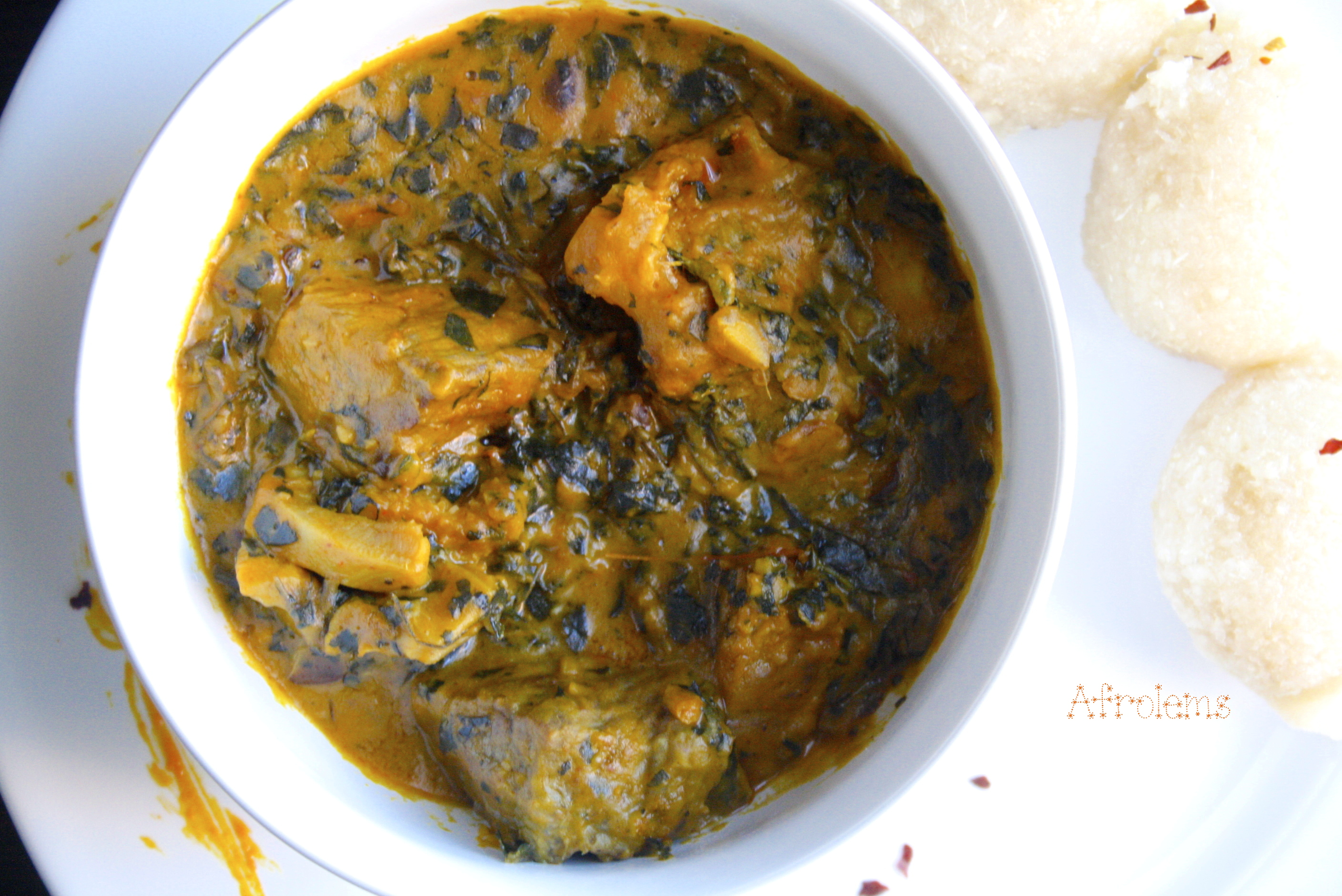 how to cook ofe onugbu